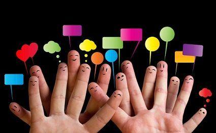 Icebreaker Questions: Social Network, Marketing, Social Media, Finger, Socialmedia, Blog, Business, Medium