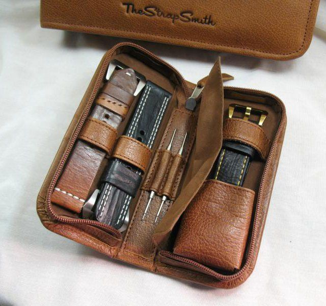 watch travel and repair case