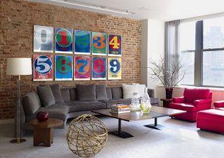 HepiSoda – Popart | Artwork | Craft and Merchandise: Gambar Ruang Tamu Minimalis Dengan Gaya Pop Art