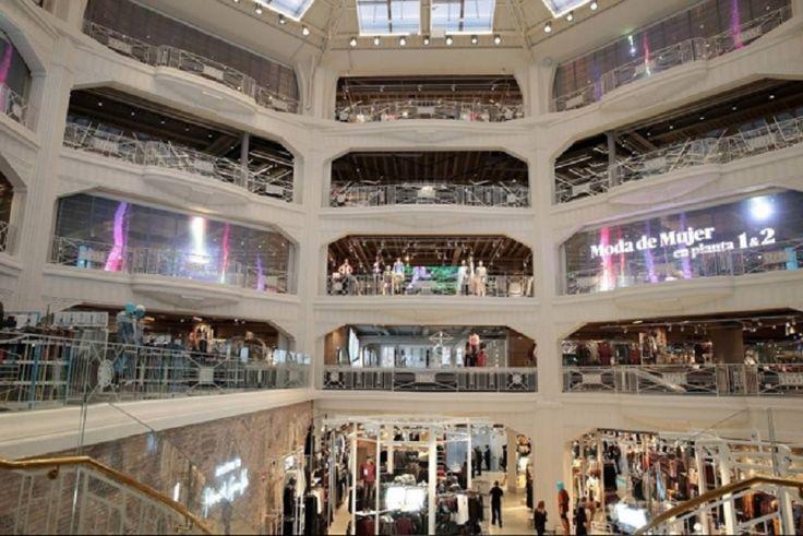 Nueva tienda Primark en Gran Vía, Madrid - http://www.bezzia.com/nueva-tienda-primark-en-gran-via-madrid/