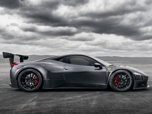Weu0027re Desperate To Drive This Street Legal Ferrari 458 GT3