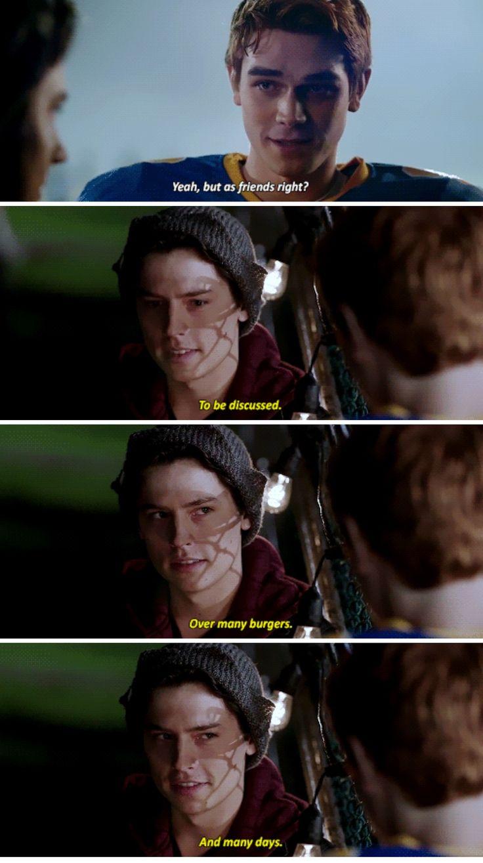#Riverdale #Archie #Jughead
