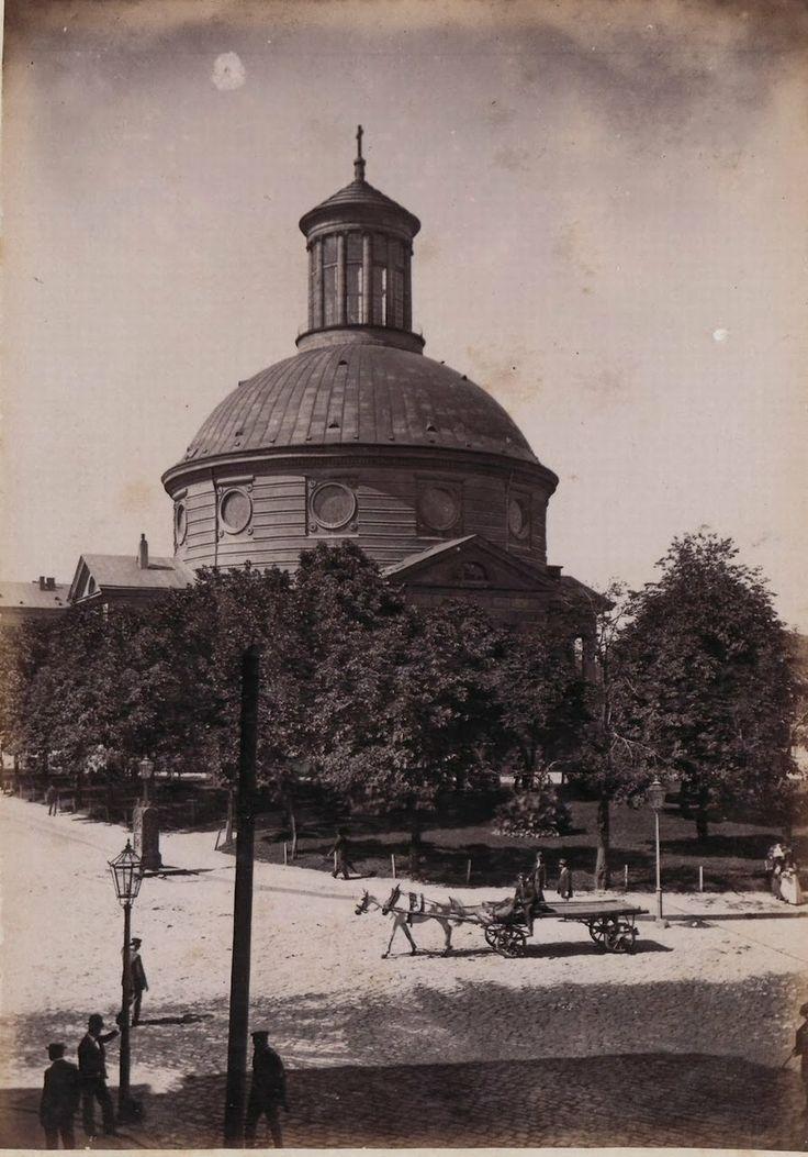 Kościół Ewangelicko-Augsburski św. Trójcy na pl. Małachowskiego