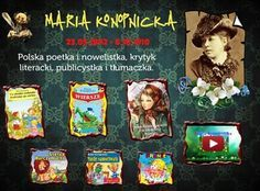 Maria Konopnicka (1842 - 1910)