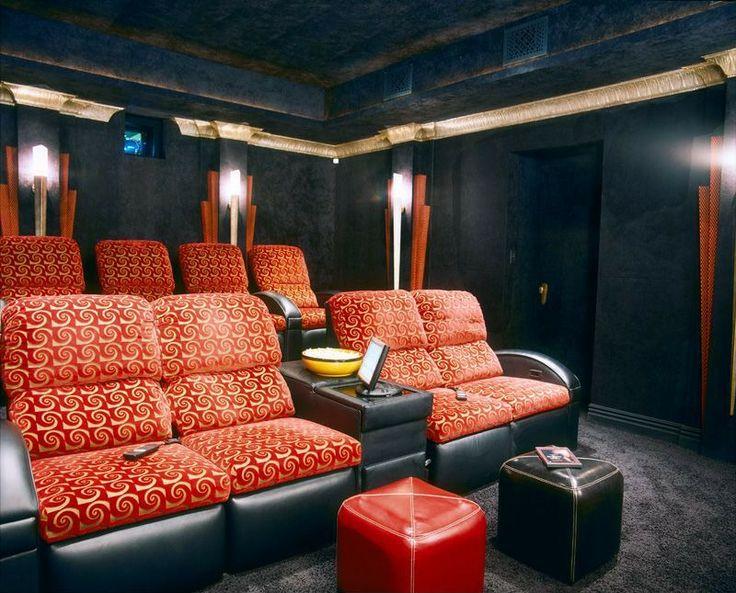 Art Deco Man Cave : Best images about cave men on pinterest theater