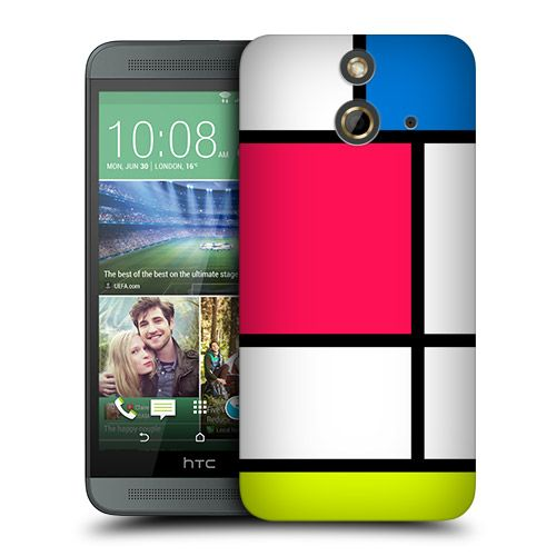 Head Case Designs Hued Tiles Case Cover for HTC One E8 LTE | eBay