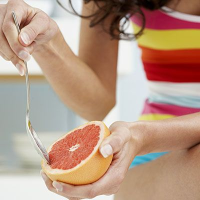 Best Superfoods for Weight Loss. Superfoods build bones, prevent chronic diseases, improve your eyesight, and even keep your mind sharp. But did you know new evidence suggests these foods can also help you get—and stay—slim? - Reasons why I eat Grapefruit like an orange... plus sooo yummy!!!!!!