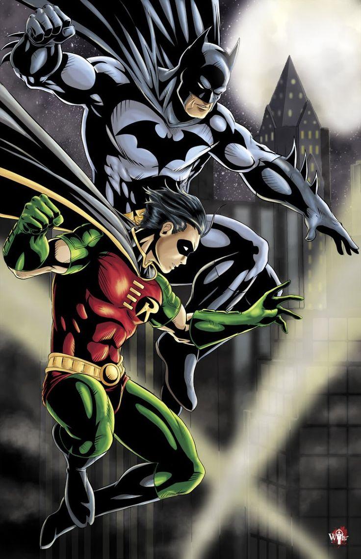 Batman – Communauté – Google+