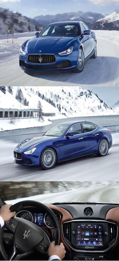 TESTED: 2015 MASERATI GHIBLI S Q4:  This sleek sedan is the Italian response to a German-dominated field. #Maserati #Cars