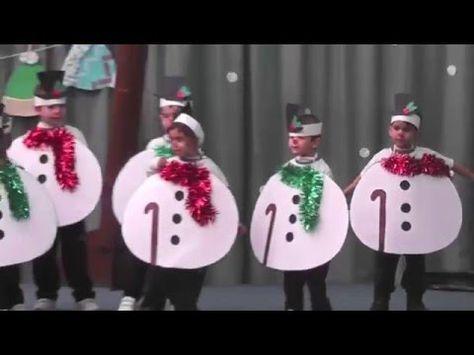 Festival de Navidad 2015 - Infantil y 1º Primaria - YouTube