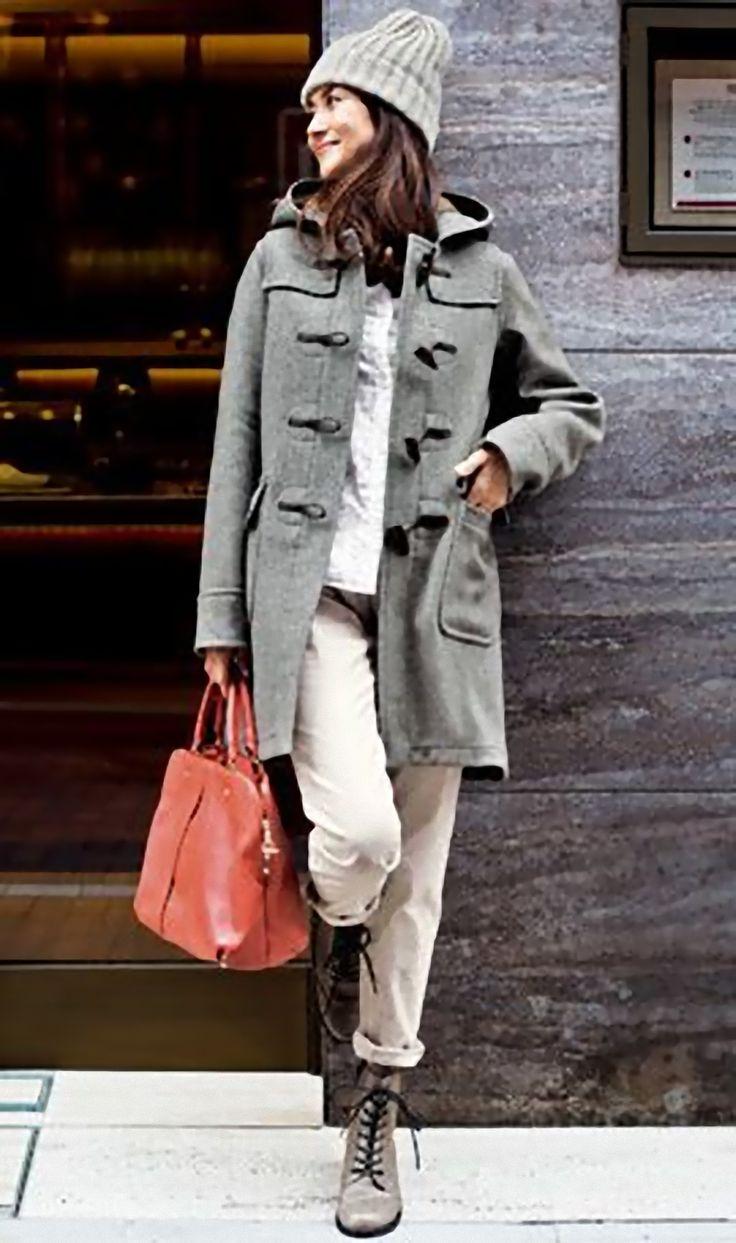2015秋冬ファッションコーディネート Cara