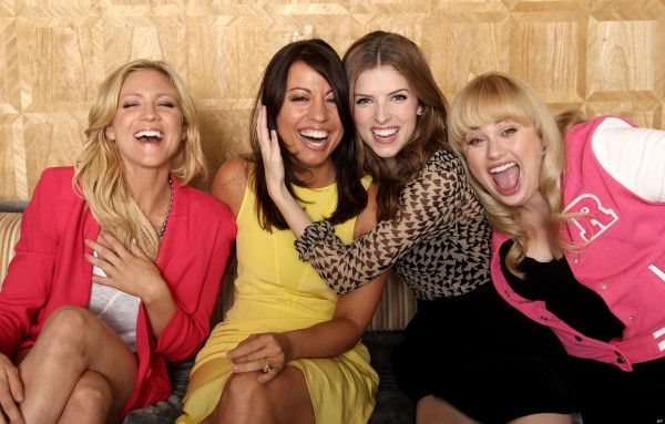 iO alum Kay Cannon on writing Pitch Perfect, New Girl and other comedy things.