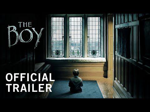 The Boy (2016) - Trailer Horror Trailer
