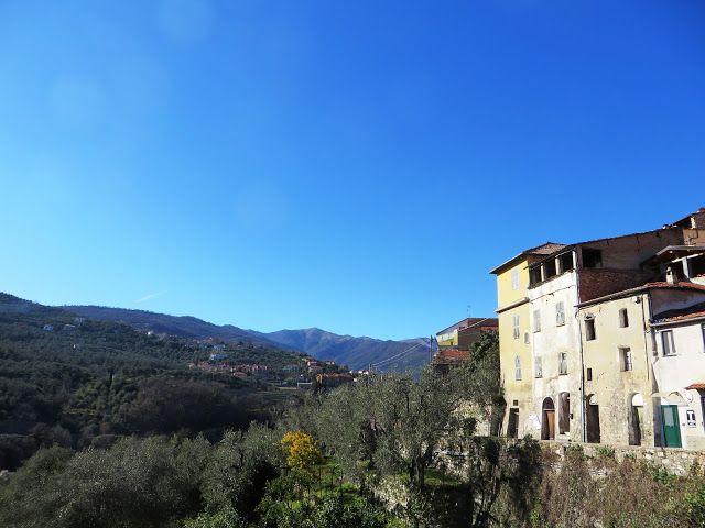 Isolalunga, Frazione di Dolcedo (IM), Val Prino