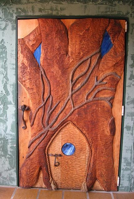 The Great Tree (Door)