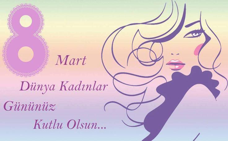 8 Mart Dünya Kadınlar Günü'nüz Kutlu Olsun  #8MartKadınlarGünüMesajım #WomensDay #artikel #artikeldeko