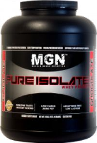 Muscle Gauge Nutrition Pure Whey Protein Isolate