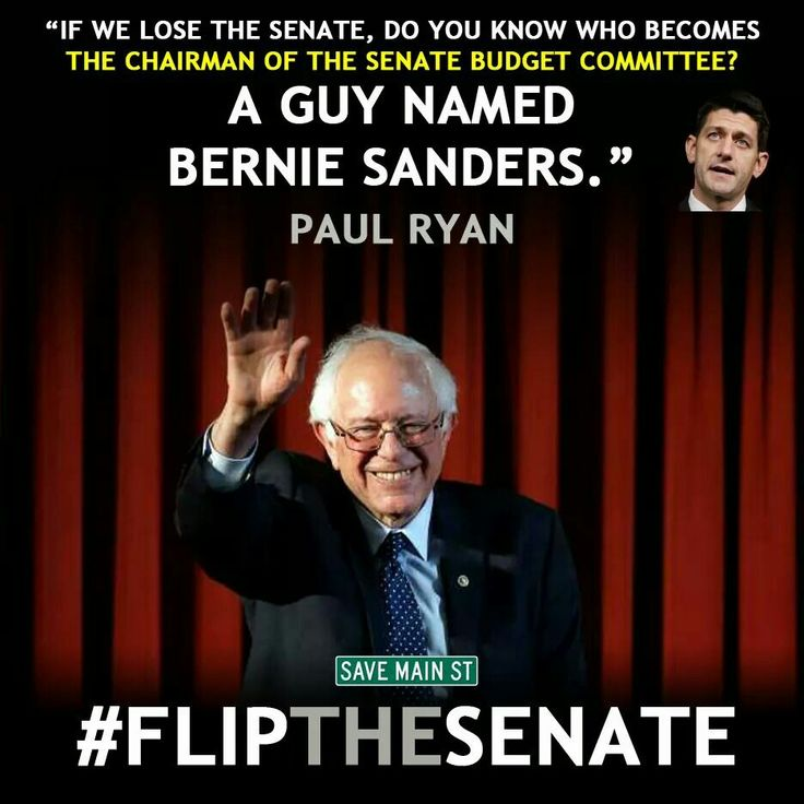 Yes!!! Let's flip that Senate!