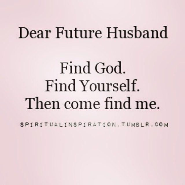 dear future wife quotes - photo #22