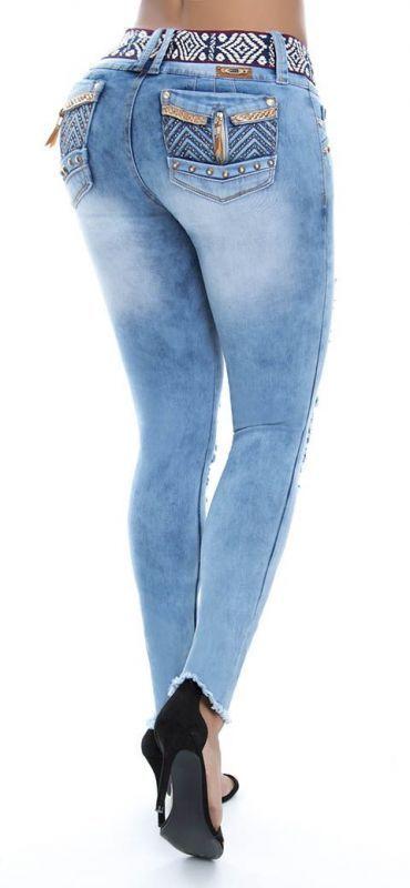 Jeans levanta cola REVEL 56065