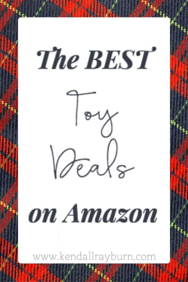 The BEST Toy Deals on Amazon! ad