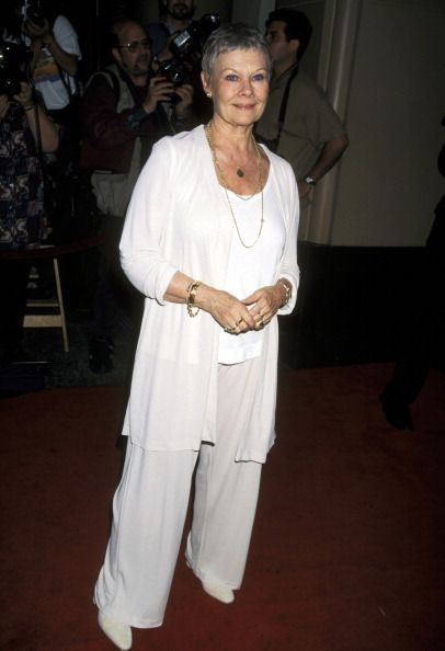 judy dench style clothing | 25+ bästa idéerna om Judi Dench på Pinterest | Maggie smith och ...