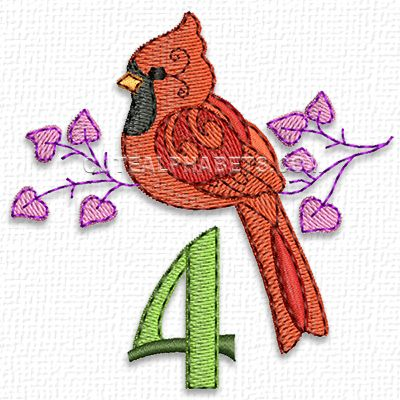 Numbers Free For Embroidery Machine Designs To Download