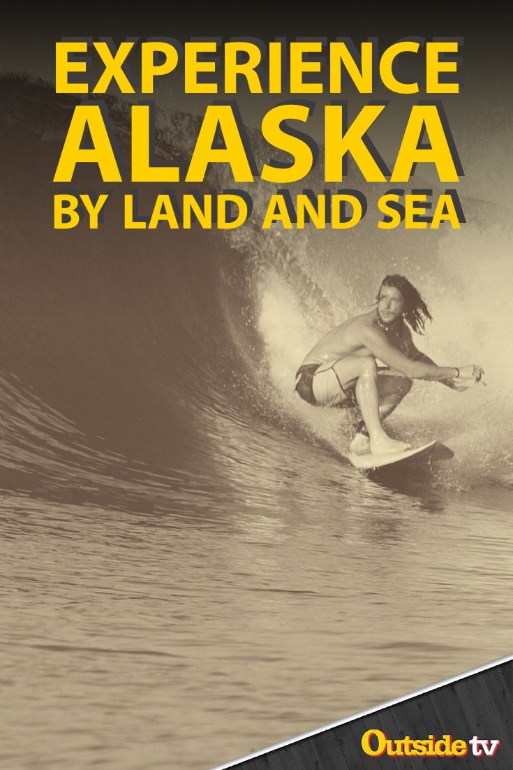 Click to join the adventure through the Alaskan seas and lands with SMITH Optics