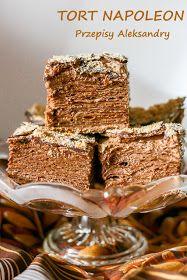 Muszę przyznać, że uwielbiam piec ciasta wielowarstwowe i mam już niezłą wprawę w wałkowaniu cieniutkich placków. Dzisiaj mam dla Was p...