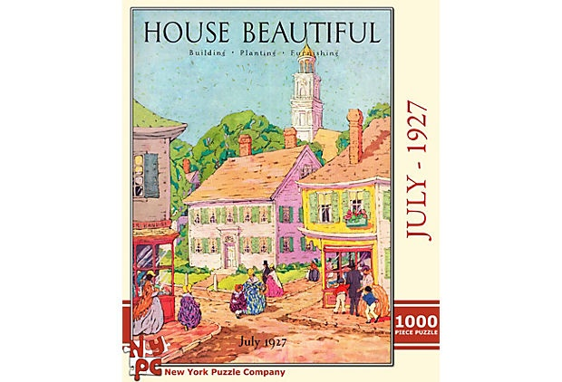 Victorian Village Puzzle on OneKingsLane.com