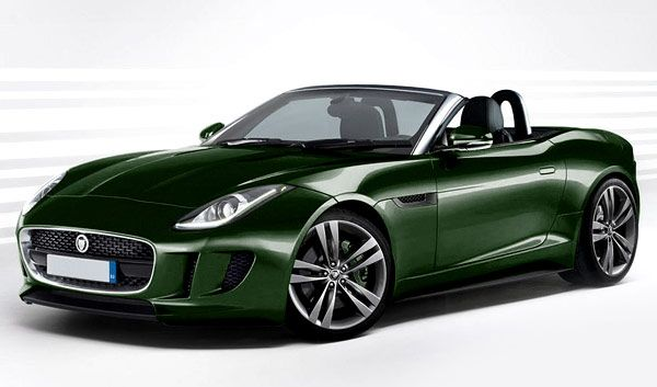 2014 Jaguar F-Type Redesign 2014 Jaguar F-Type Green – Top Car Magazine