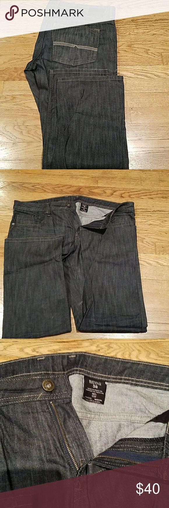 Buffalo David Bitton jeans Buffalo jeans worn only once. Buffalo David Bitton Jeans Straight