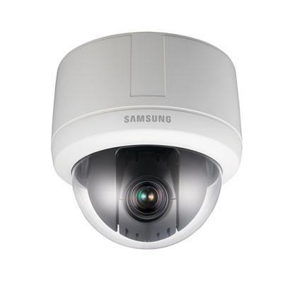 Samsung SCP-2120 High Resolution Indoor True Day/Night PTZ Camera, Intelligent Video