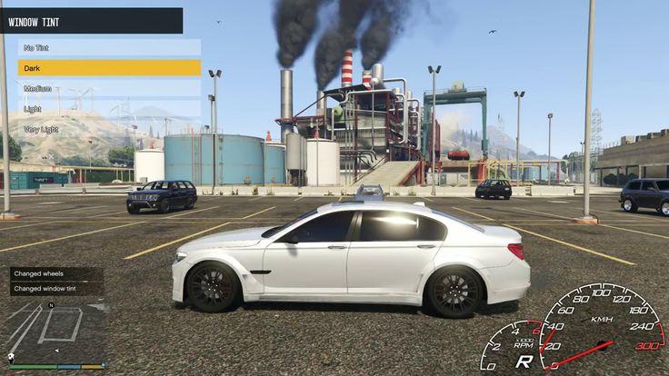Grand Theft Auto 5 Test BMW Lumma