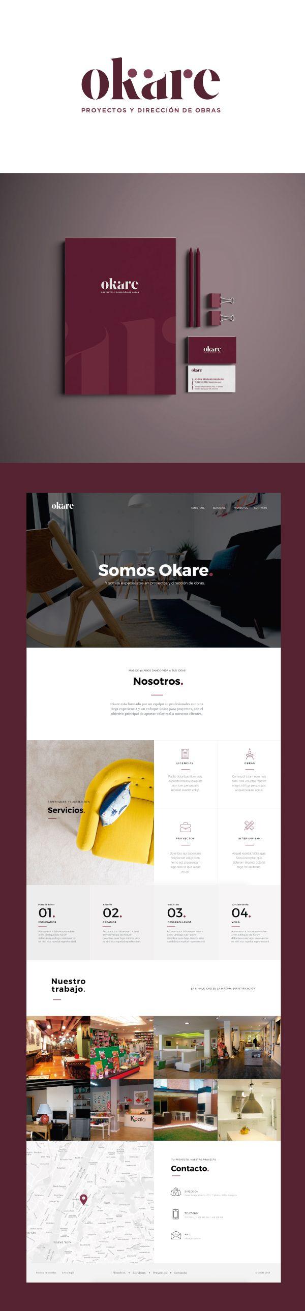 Branding and web design
