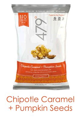 The NapTime Reviewer: New Gourmet Popcorn at Target