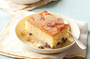 Warm Blueberry-Pudding Cake Recipe - Kraft Canada