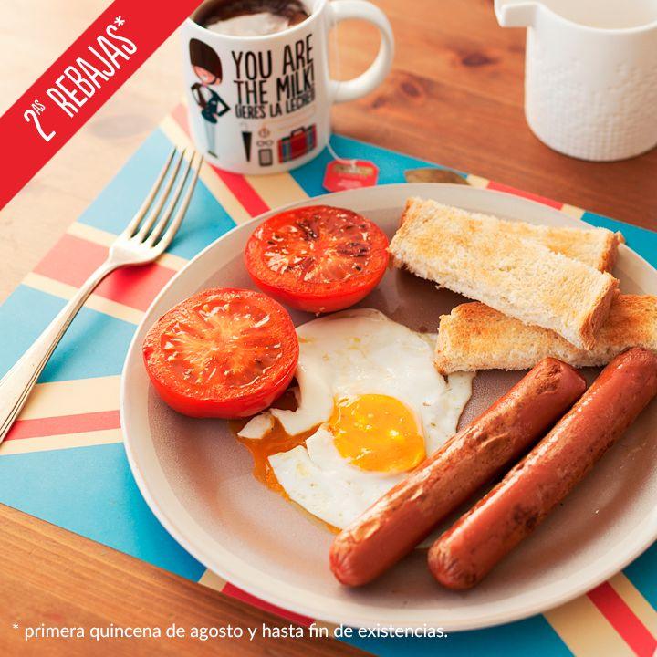 Un buen desayuno inglés al año no hace daño a lo #Superbritánico.
