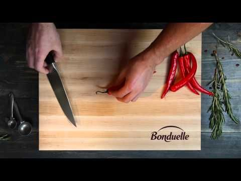 Мастер-класс Удаление семечек из чили - Лучшие рецепты и мастер классы на сайте bonduelle.ru