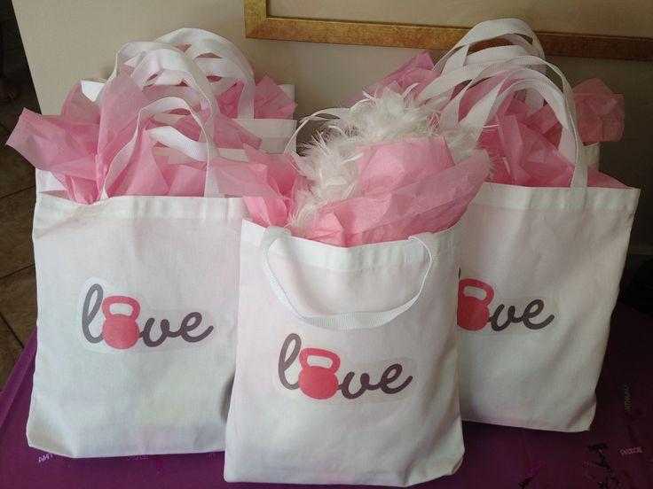 Crossfit Gift Bags