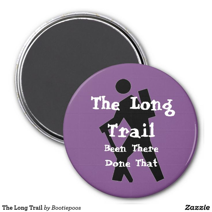 The Long Trail Magnet