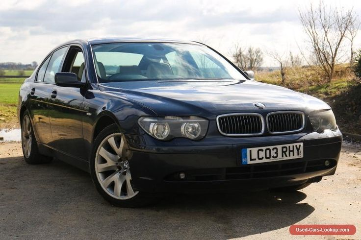 2003 BMW 730 D SPORT AUTO BLUE #bmw #730dsportauto #forsale #unitedkingdom