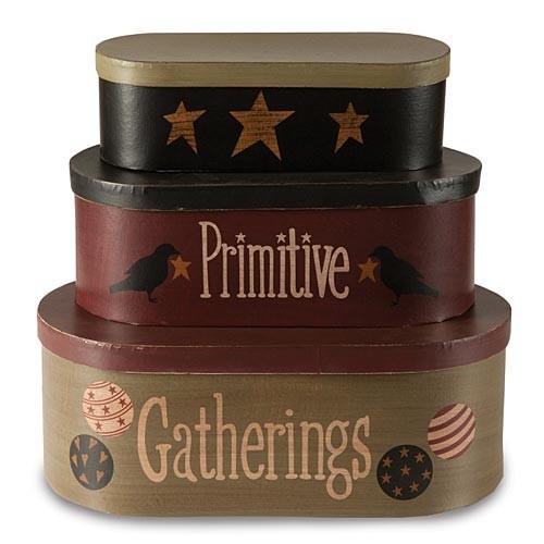 Primitive BoxesCrafts Ideas, Decor Ideas, House Ideas, Nests Boxes, Country Decor, Primitives Decor, Boxes Ideas, Primitives Boxes, Primitives Country