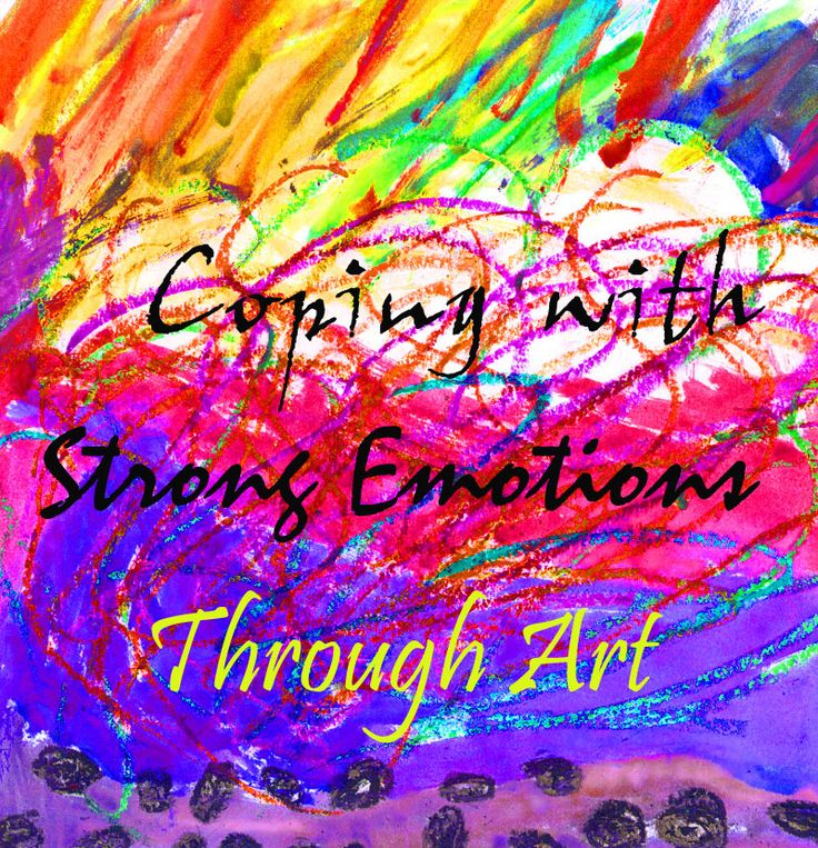 Color Your Feelings: Art Therapy Interventions