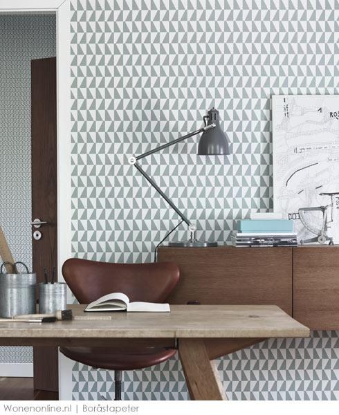 Zweeds behangmerk Boråstapeter betreedt Nederlandse markt met tijdloze design historie
