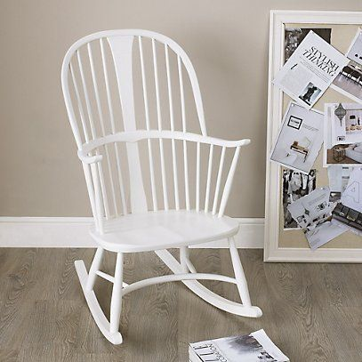 Ercol Rocking Chair - Ercol Furniture | The White Company