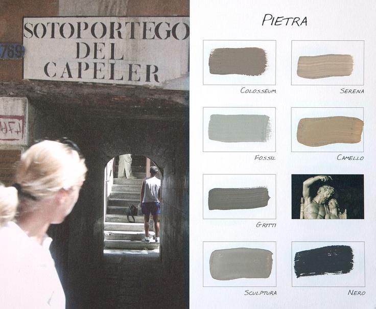 Carte Colori Kleurenkaart Pietra