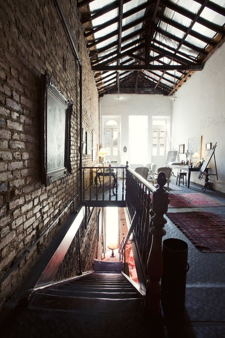 204 Best Images About HOME Loft Open Space On Pinterest