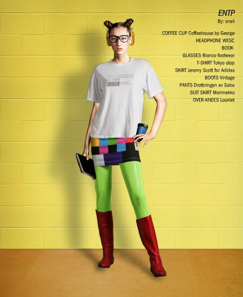 17 Best Images About Fashion By Type Mbti On Pinterest