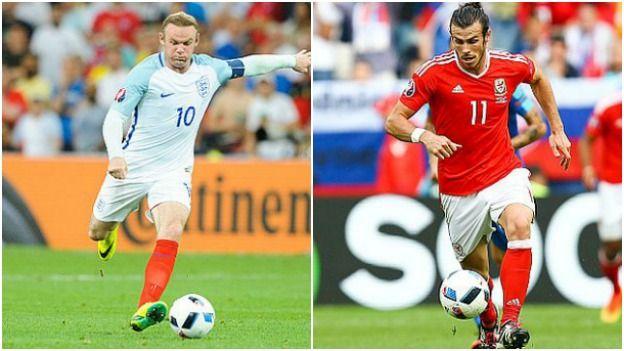 Inglaterra vs Gales: horarios y canales latinos del partido.